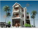 Tư vấn thiết kế biệt thự phố 3 tầng, giá 800-900 triệu