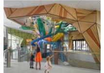 Độc đáo kiến trúc bảo tàng khoa học dành cho trẻ em