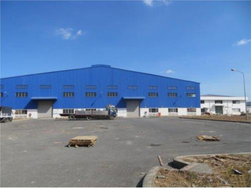 Cho thuê xưởng Thái Bình tại cụm công nghiệp Phúc Khánh 15020m khuôn viên 2,8ha
